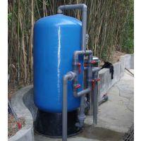 景观鱼池水处理设备 景观水循环系统