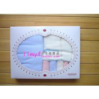 正品 特价 minimoto 小米米毛巾沐浴礼盒(抱巾+浴巾+面巾+小方巾