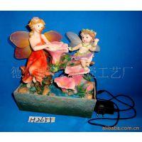 供应树脂工艺品(喷泉)H2655