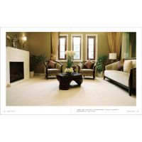 富兴地毯曼陀 客厅现代欧式茶几垫地毯 卧室房间满铺毯定制地垫