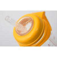 安配宽口奶瓶变学饮杯水杯吸管组AP617 贝亲新安怡喜多NUK吸管