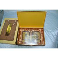 定做茶叶包装盒 创意碧螺春茶礼品盒 高档精品纸板彩盒 开窗盒子