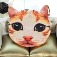 外贸出口速卖通货源 猫咪喵星人动物猫汪星人创意礼品零钱包卡包