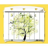 创新装饰壁挂 装饰框 电表箱 遮挡箱 电表盒 配电箱B3011幸福树