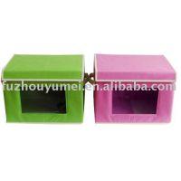 新款无纺布折叠收纳盒 杂物收纳盒 牛津布防水收纳盒 整理收纳盒