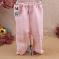 专柜正品 时尚个性竹纤维保暖 单条两用裤 C4298