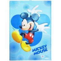 儿童图书籍读物迪士尼立体图米老鼠米奇儿童房地图挂图 凹凸立体