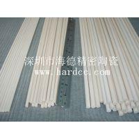 深圳海德供应 加工定做99氧化铝管棒料 内外圆磨无心磨