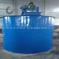 供应混合设备 矿用搅拌桶XBT1000*1500搅拌机2014报价