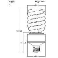供应YPZ220/42-S-XX-HPF防爆灯专用节能灯 42W