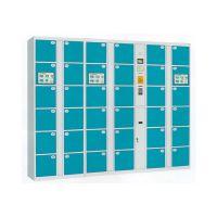 供应河南超市电子存包柜生产厂家13938894005梁经理