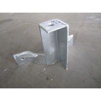 电力抱箍 电力杆顶瓷瓶架 —6×60,600mm,D190 厂家直销 山东瑞能新能源供应