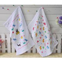 婴儿浴巾 宝宝浴巾 竹纤维加厚浴巾 新生儿浴巾10023