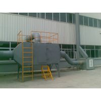 供应广东小型活性炭吸附塔 废气净化塔 有机废气净化器