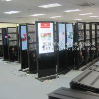 高清超薄单机版广告机 网络安卓系统广告机 3G数字标牌移动设备
