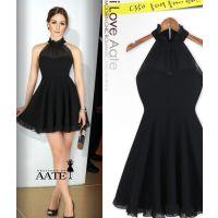 速卖通ebay爆款欧洲站女装批发厂家直销欧美性感连衣裙