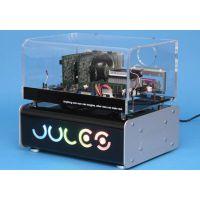 亚克力加工 有机玻璃数码电器外壳 透明机箱 亚克力产品外壳