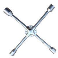 汽车轮胎十字扳手 汽车维修换胎工具 应急十字套筒17 19 21 23