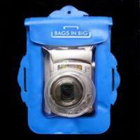 厂家批发一件起 创意用品照相机单反伸缩镜头卡片机防水袋