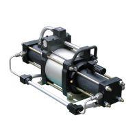 供应气动增压泵 气体增压泵 气密性试验用高压泵