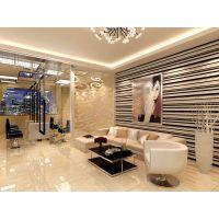 供应柳州徽艺装饰自主设计装修成功案例之西江路CJS造型美发店
