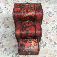 中国风复古 珠宝首饰包装盒 手链手镯盒 吊坠挂件盒 饰品包装盒