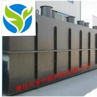 厂家供应陕西西安地区优质xy-30型地埋一体化污水处理设备