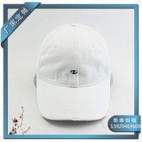 供应洗水帽 洗水棒球帽 全棉素色D字绣花帽子 运动休闲帽鸭舌帽