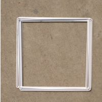DIY百变创意魔片 组合架 铁框 铁框收纳 铁框 铁架