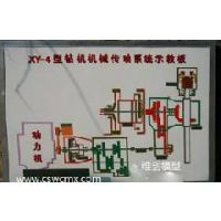 供应XY-4型钻机机械传动系统示教板——供应履带式装载机模型