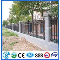 东莞热镀锌栏杆厂家,产业园围围墙护栏,工业园区栅栏