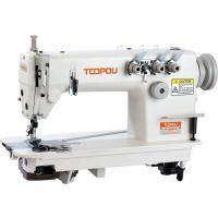 工业缝纫机 家用 双针平缝机 链式平缝纫机  缝纫机家用 供应商