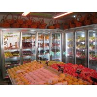 水果冰柜 水果冰柜报价 水果冰柜价格 水果保鲜柜 玻璃门水果冷柜
