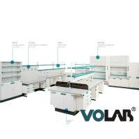新疆博乐市全钢通风柜生产厂家-VOLAB实验室家具华南品牌
