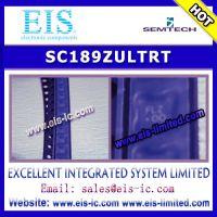 富潮科技 SC189ZULTRT - SEMTECH 进口原装现货