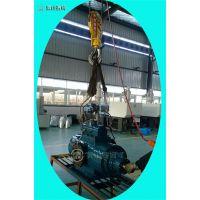 棒材稀油润滑系统三螺杆油泵装置HSNH660-44Z