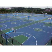 泰安 网球场施工方案济宁 网球场地设计施工