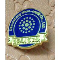 定制同学联谊会徽章 合金材质 纪念章制作价格 免费设计同学会logo
