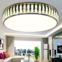 厂家直销亚克力吸顶灯圆形灯客厅卧室LED吸顶灯灯饰室内照明灯饰