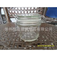玻璃瓶  泡酒瓶密封瓶玻璃密封罐储物罐茶叶咖啡牛奶密封罐正品