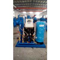 供应供应变频式双泵定压补水排气机组