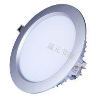 供应超薄圆形面板灯,240MM圆形面板灯,12W圆形面板灯