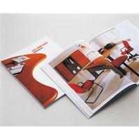 精美高档书刊杂志公司介绍产品画册印刷加工