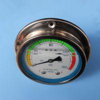 供应全不锈钢差压压力表PDD-60-T-S-A-2-N-(0-0.6)-SV-0-0.6