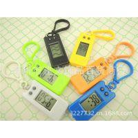 新款 双面扣 钥匙扣表 挂件扣 礼品表 挂件电子表 挂表 怀表