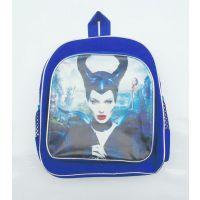 新款上市沉睡魔咒Maleficent女巫儿童卡通上学双肩书包速卖通货源