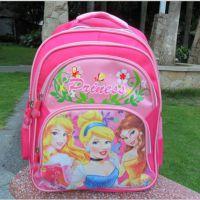 新款芭比公主迪士尼系列书包女童书包现货批发