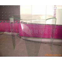 """供应优质三条腿""""U""""形玻璃  建筑用玻璃"""