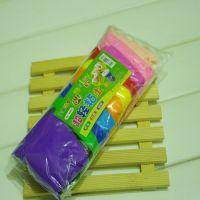 乐陶陶 12色20克套装 超轻粘土 彩泥 儿童DIY玩具  送工具和教程
