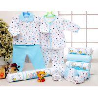 2014年畅销产品!四季款,新生儿婴儿礼盒,宝宝礼盒纯棉多件套